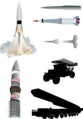 rockets and missiles collection