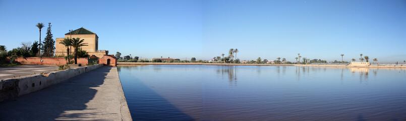 Il bacino idrico di Marrakech