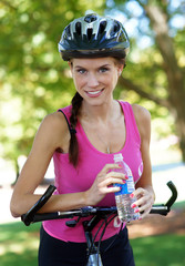 Cyclist DRINKS