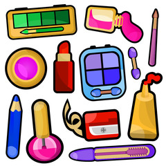 make up icons