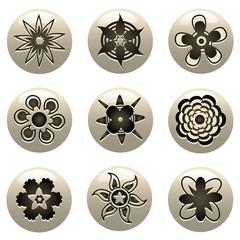 floral symbols