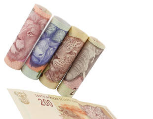 South African Money Notes