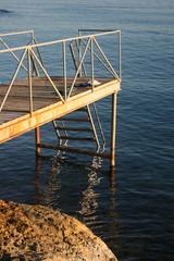 ins Wasser