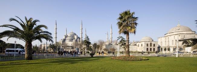 Mezquita Azul en Estambul 01