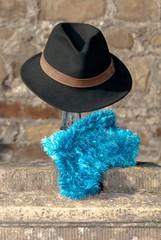 Hut und Schal