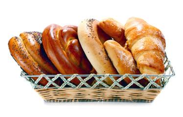 bread in the basket