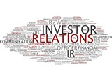 Investor Relations poster