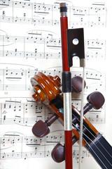 partition pour violon