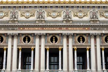 Palais Garnier (Opera House), Paris, France