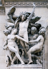 La Danse, Opera House, Paris, France