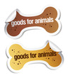 goods for pets stickers