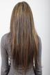 Sehr schöne echte Haare