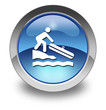 "Glossy Pictogram ""Hand Launch / Small Boat Launch"""