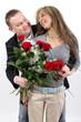Mit Freude Blumen schenken