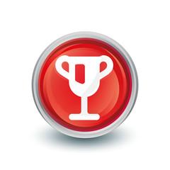 Pokal Button Symbol