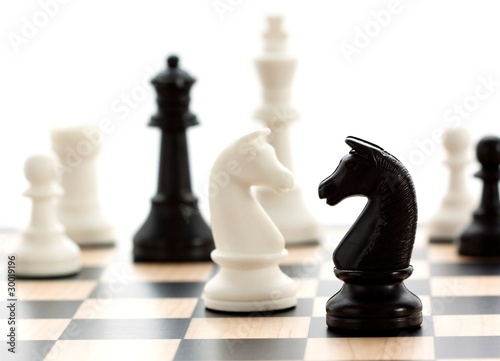 The game of chess - 30019196