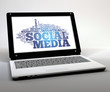 """Mobile Thin Client """"Social Media"""""""