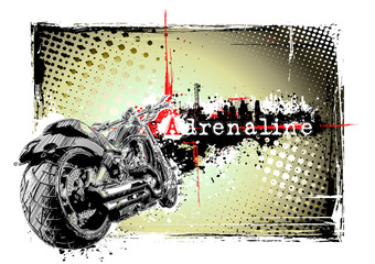 adrenaline motorbike