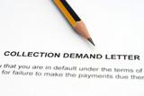 Demand letter poster