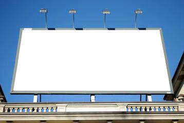 cartellone pubblicitario personalizzabile