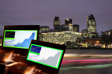 London Stock-exchange, UK