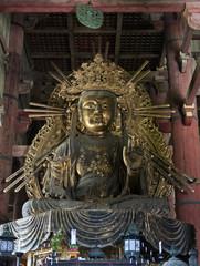 Todaij Temple Nara Japan