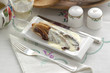 Radicchio con queso gorgonzola