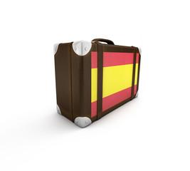 Reisen nach .. Spanien (mit Freistellungspfad)