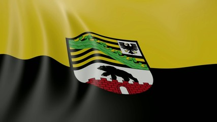 Fahne Sachsen Anhalt