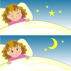 眠れない 眠れた