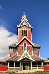Busknes church