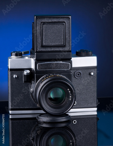 Russian medium fomat camera