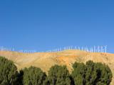 Green Electricity, Coachella Valey, CA poster