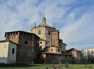 San Lorenzo, Milan