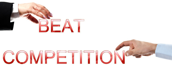 Beat competition words