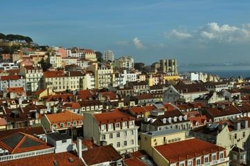 Stadt Lissabon, Lisbon, Lisboa,  Portugal - Aussicht