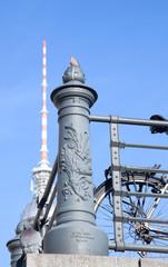 television tower at Alexander Platz