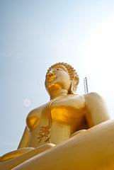 Thailand Buddha Statue.