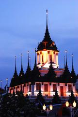 Castle of thailand