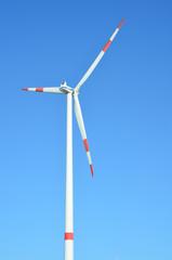 Windkraftrad