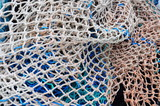 fishingnet as a background