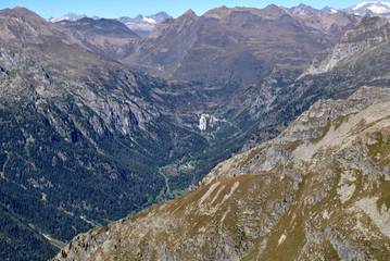 landscape from pizzo stella