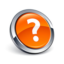 icône bouton internet question