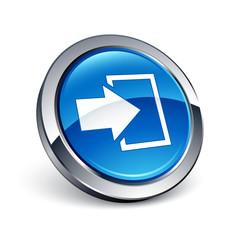 icône bouton internet connexion