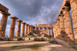 HDR image of the Selinunte temples 06
