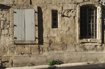 Arles, Straße, Fassade