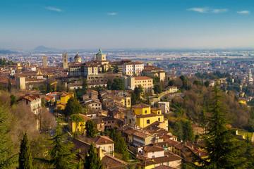 Bergamo, veduta panoramica