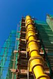 Construction Site-Rubble Chute poster
