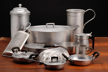 alluminio da cucina 3