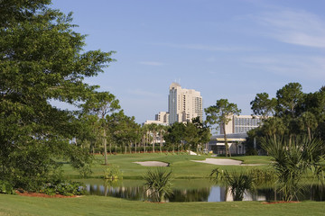 Orlando World Center Marriott Hotel Florida horizontal